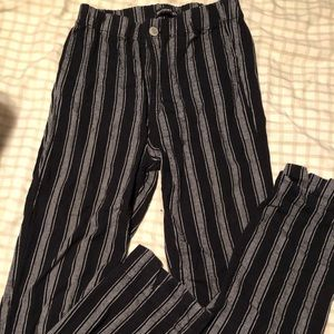 Brandy Melville stripped pants
